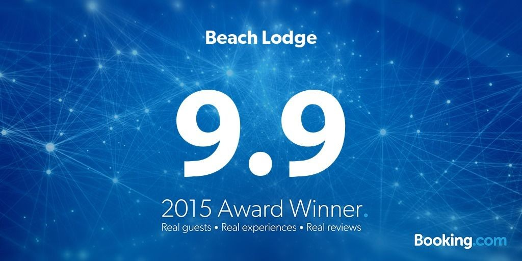 Booking.com award winner