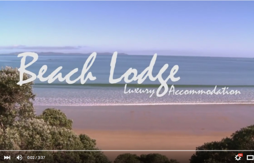 Beach Lodge - Video Overview